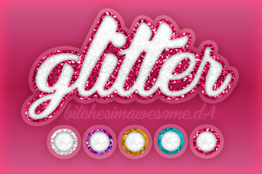 Glitter Styles by BitchesImAwesome