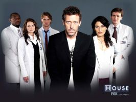 House MD Wallpaper 2 by seniortwinkie