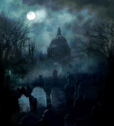 Cemeteries Of London by ChrisRawlins