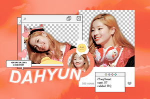 DAHYUN|PACK PNG by KoreanGallery