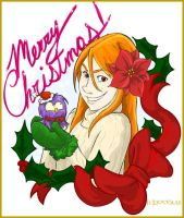 Merry Xmas 06 -HP by lberghol