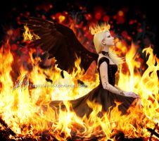 An Angel In Hell by BKLH362