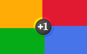 Google+ Plus Colors Wallpaper by Rahul964