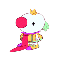 baby clown by goasthed