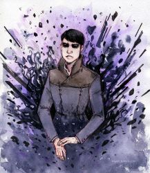 Dishonored - The outsider by MaryIL