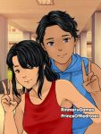 Couple Portrait: Jandro and Lucy by TheEyeShield