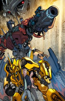 Transformers by Thekidkaos by FabianCobos