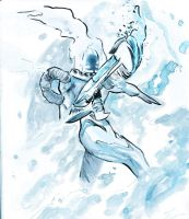 Mr.Freeze by tee00