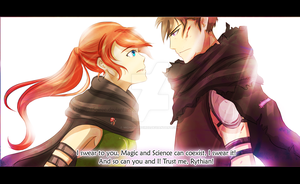 Trust me, Rythian by MidnightSoiree