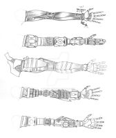 The Arm Collection by Author-Creator