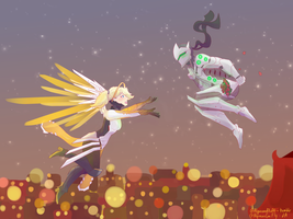 New Years Gency by AlpacasCanFly