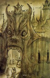 Hopeless: The Screaming Gate by DrOfDemonology