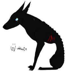 Adopt 1 :Styx: *Open* 5pts by Fenabba01