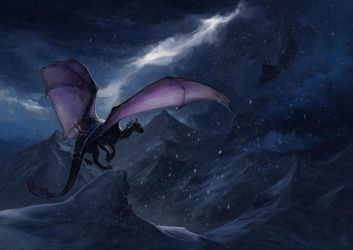 Winter is Coming by Allagar