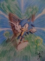 Sonic Speed by Twinkie5000