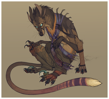 Scrounger by LiLaiRa