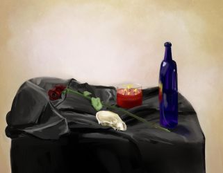 Still Life - Practice by GhostsandDecay