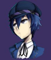 Naoto [Log] by PoisonicPen
