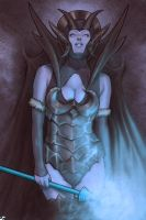 Masters of the Universe - DC Evil-Lyn by PennNorris