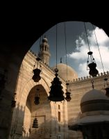 The Sky Through Ibn barquq II by mimo2210