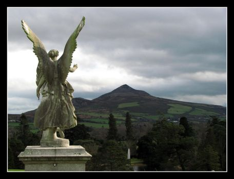 The Angel of the Countryside by SurfGuy3