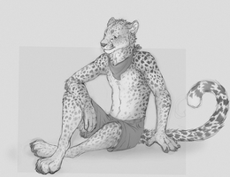 Commission: Billsc26 by BearlyFeline