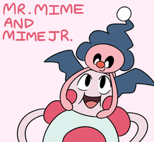 EVENT: MR. MIME AND MIME JR.