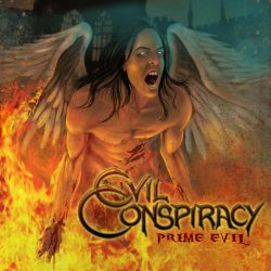 Evil Conspiracy cover by AllThingsRotten