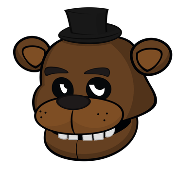 Cartoon Freddy by StealthHawk6