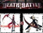 Request #2 Ruby Rose vs Maka Albarn by LukeAlanBundesen