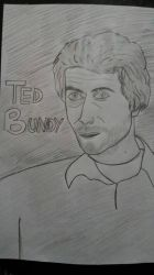 Ted Bundy by RodrigoSilvaDantas