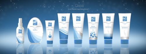 Qspa Packaging Design2 by grafiket