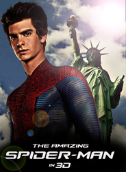 Amazing Spider-Man Poster 1 by webhead9707