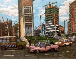 The Great Urbanization (Angola 1976)  by ArtRock15