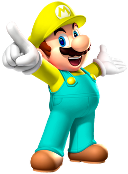 Mproduction Mario (other render) by martinproductionsyt