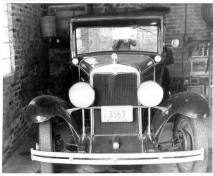 1929 Chevy front by PRR8157