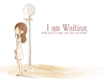 I am Waiting by daze-into-verity