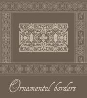 Ornamental borders by DoubleLayer