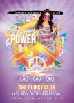 Peace Party Flower Power by n2n44