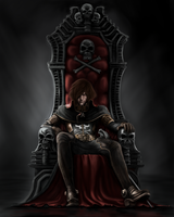Captain Harlock 2013 by Dostopochtennaja