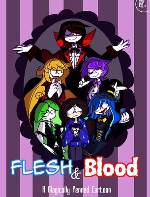 Flesh And Blood by Mocha-Monogatari