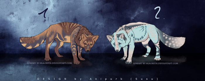 Adoptables - Closed by Anipurk