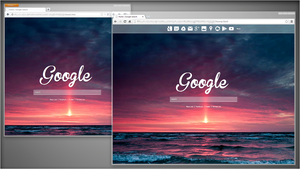 Custom Google Homepage. by jlynnxx