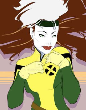 Rogue by HueTwo