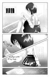 Stomach Book: Page 1 by Vocaloidevil