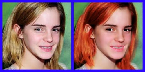 Emma Watson Before and After by emilyrutherford