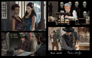 westworld by ShadowJWu