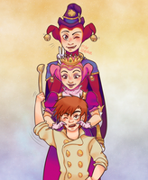 Symbolica kids by MayStardust