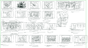 Strawberry Shortcake/storyboard by AmberHollinger