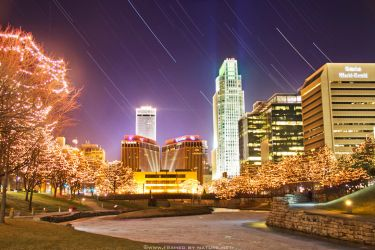 Downtown Trails by FramedByNature